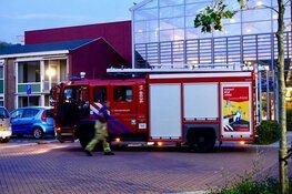 Gewonde bij kleine brand in wooncomplex in Krommenie