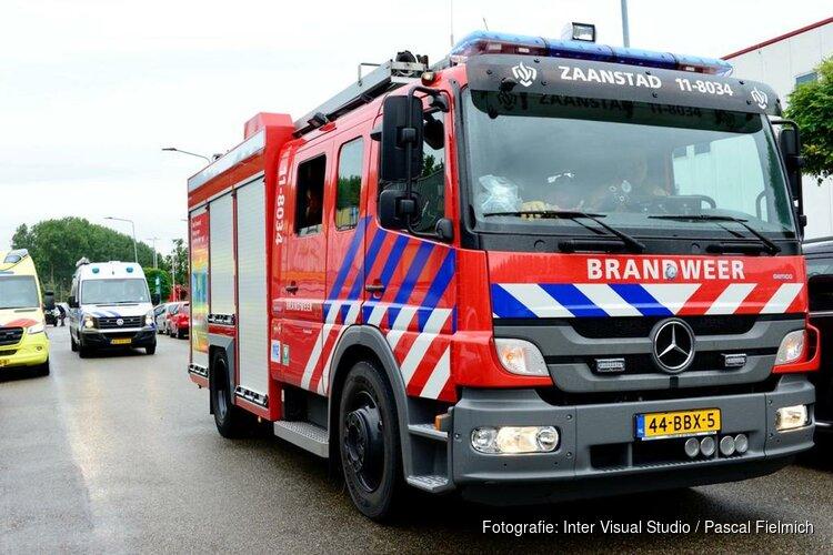 Explosief gevonden op bedrijventerrein in Oostzaan