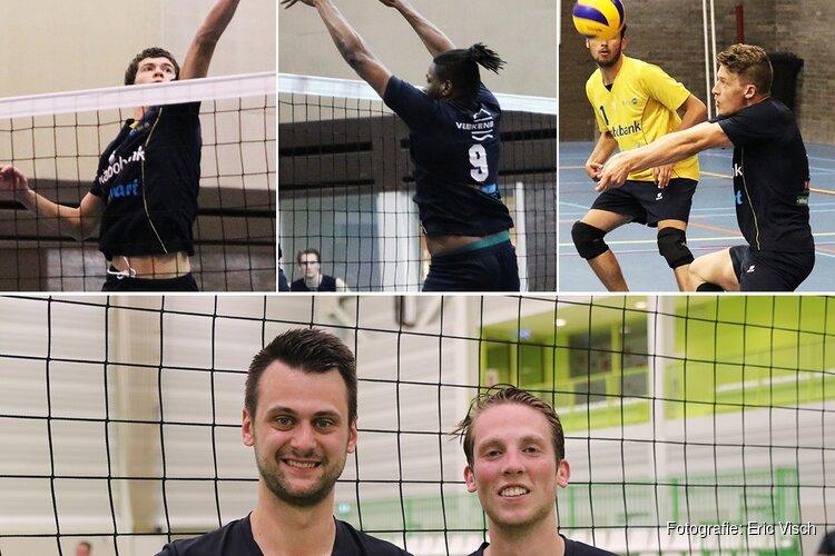 Zaanstad heren-1 presenteert zich in oefenwedstrijd tegen Donitas