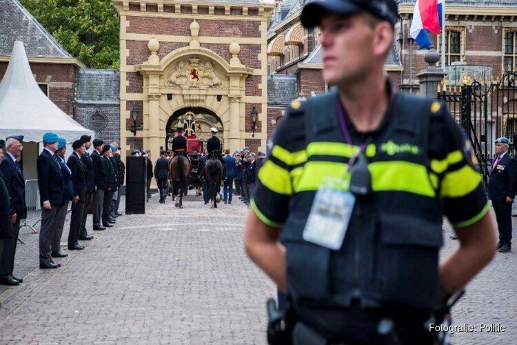 Prinsjesdag 2019: Veel aandacht voor veiligheid in begroting