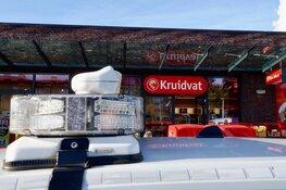 Kruidvat in Zaandam overvallen door twee jongens: medewerker gewond