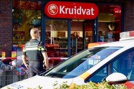 Overval op drogist; politie zoekt getuigen