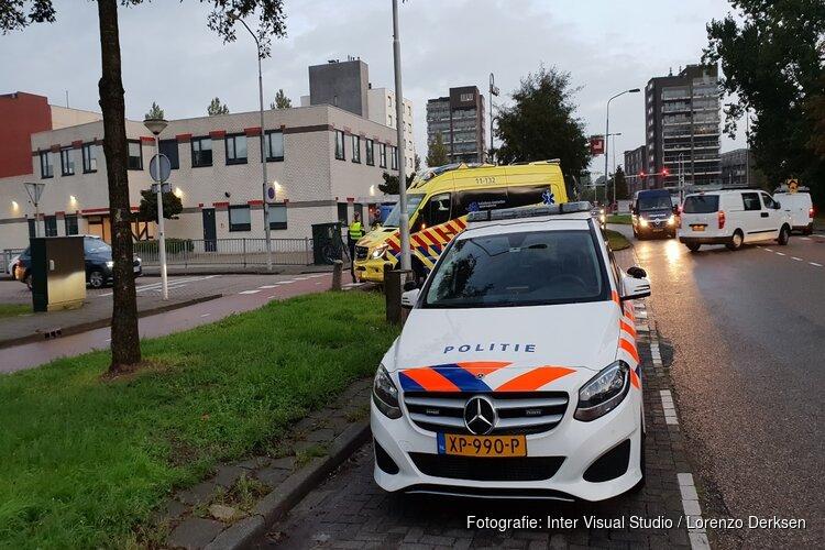 Fietsster aangereden in Zaandam