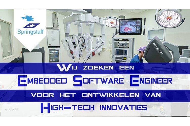 Embedded software engineer regio Amsterdam/Utrecht