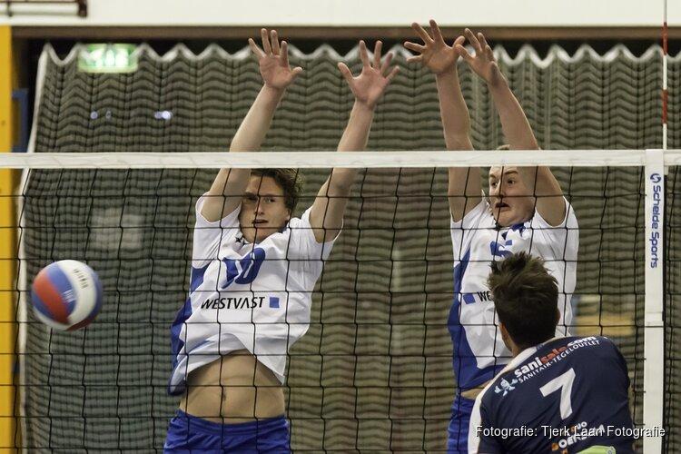 Oostzaan nog geen volleybalhoofdstad