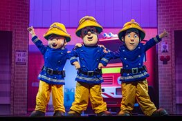 Brandweerman Sam Live