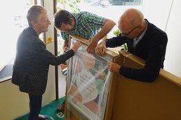 Inloophuis 1=Samen ontvangt promotiemateriaal van het Arie Lemsfonds