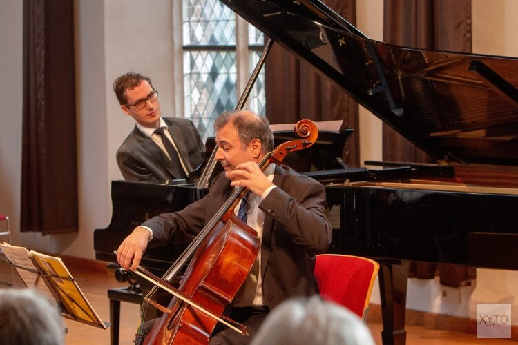 Koffieconcert: Melancholie op de cello