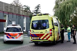 Ongeval met groepje scholieren in Krommenie