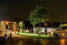 Steekincident in bus bij Burger King langs Leeghwaterweg tijdens bedrijfsuitje