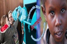 Najaarsactie Sam's Kledingactie op 2 november bestemd voor Jemen