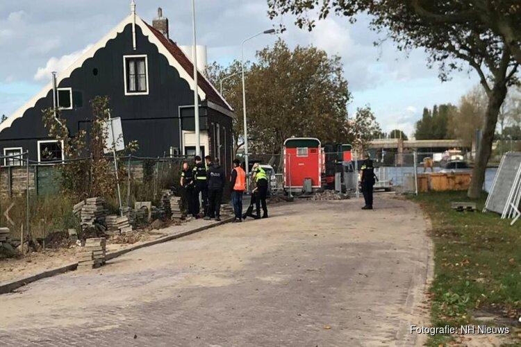 Mogelijk geschoten in Wormerveer, politie doet onderzoek