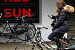Tweeduizend appende fietsers op de bon geslingerd sinds invoering verbod