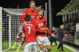 Jong AZ wint beloftenderby van Jong Ajax