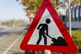 Werkzaamheden op A8 afgelast vanwege slecht weer