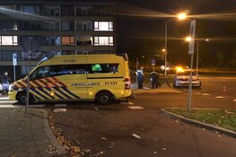 Fietser gewond na botsing met auto in Zaandam
