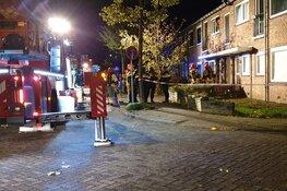 Woningbrand in Zaandijk