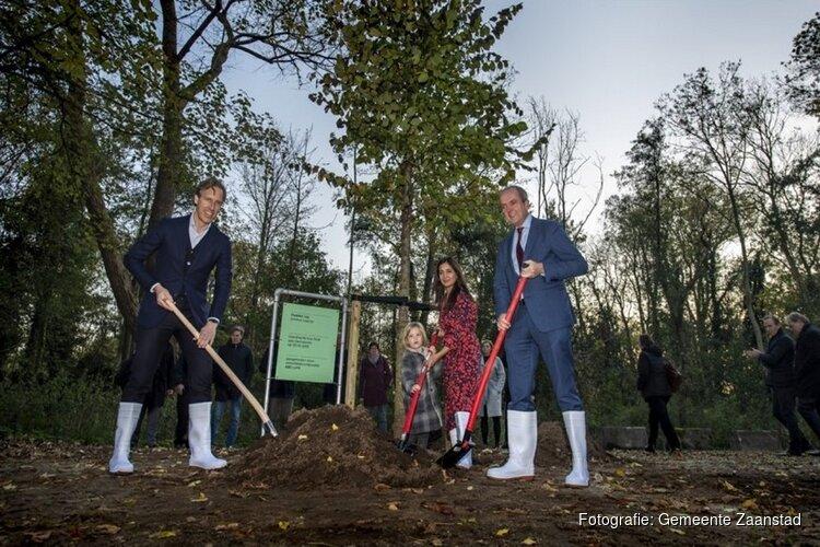 Bos Hembrug overgedragen aan gemeente Zaanstad en ontwikkelcombinatie ABC–L.I.F.E.