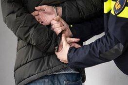 Twee mannen aangehouden na beroving