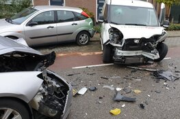 Ongeval Dorpsstraat Assendelft, veel hulpverleners ter plaatse