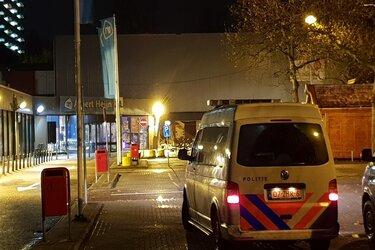 Plofkraak op geldautomaat in Zaandam: getuigen gezocht