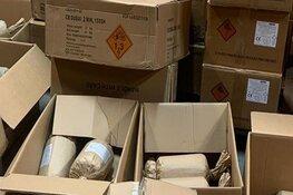 3000 kilo illegaal vuurwerk aangetroffen