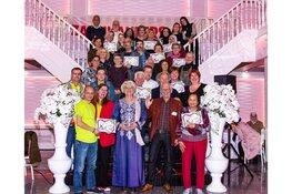 Hartverwarmend vrijwilligersfeest: Zaanse vrijwilligers in Party en Zalencentrum de Tulp
