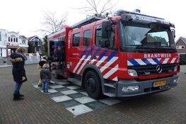 Brandweer Wormerveer in actie voor de voedselbank