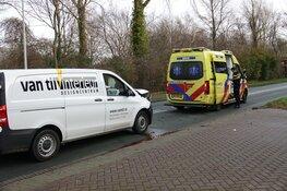 Gewonde bij ongeval in Zaandam