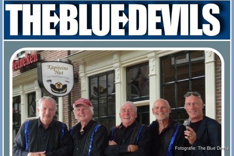 The Blue Devils weer naar De Kapiteinshut