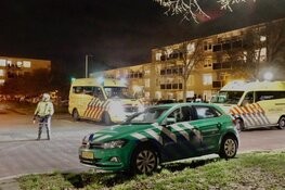 Deel van etage wooncomplex in Zaandam ontruimd vanwege brand