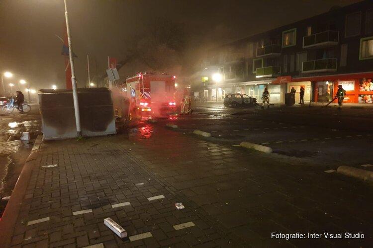 """Zaanse brandweer na bekogeling met zwaar vuurwerk: """"Buitengewoon ernstig"""""""