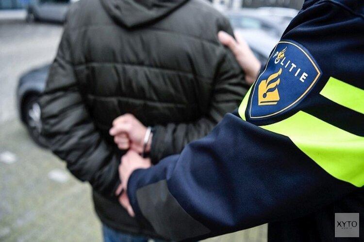 Man aangehouden voor wapenbezit