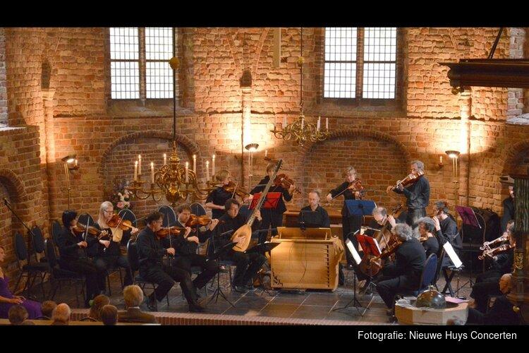 18 januari Nieuwjaarsconcert vermaning door Eik en Linde