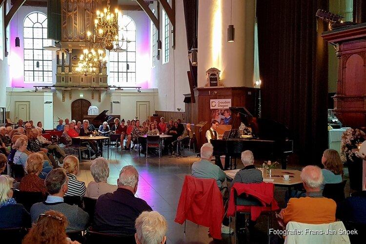 Koffieconcert in Zaandam: Romantische Serenades