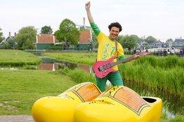 In Holland staat een Huis (met liveband) van Dirk Scheele
