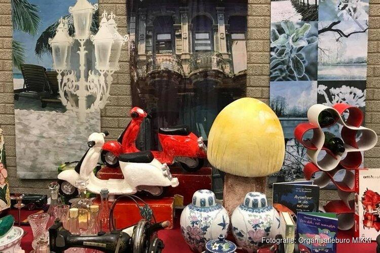 Zondag 19 januari Rommelmarkt oostzaan