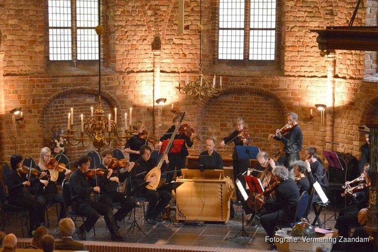 Nieuwjaarsconcert van Vermaning door Erik en Linde op 18 januari
