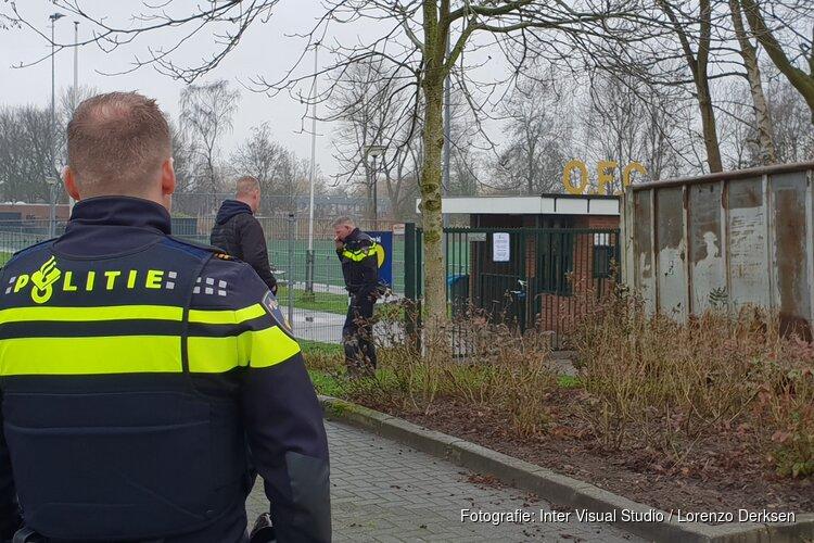 Gemeente Oostzaan sluit complex van voetbalclub OFC