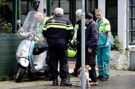 Bestuurder snorscooter gewond in Zaandam