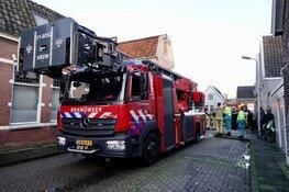 Twee personen gewond bij woningbrand in Zaandam