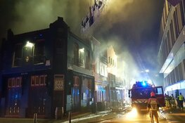 Brand in Mexicaans restaurant Zaandam: sluit ramen en deuren