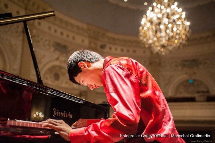 Koffieconcert in Zaandam: Pianomuziek voor twintig vingers