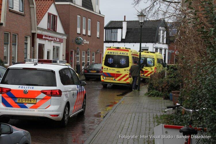 Bedrijfsongeval Zuiddijk Zaandam
