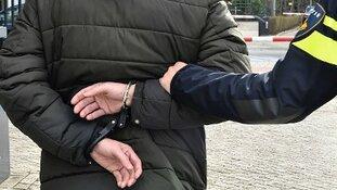 Drie inbrekers aangehouden na heterdaad
