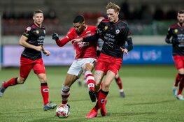 Excelsior en Jong AZ bieden spektakel (3-3)