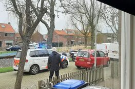 Achtervolging door de Schilderswijk in Wormerveer