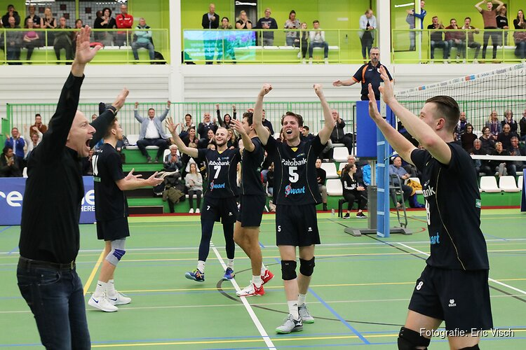 Zaanstad start in playouts tegen Vocasa