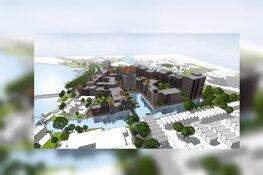 Houthavenkade wordt nieuwe woonwijk met haventje en horeca