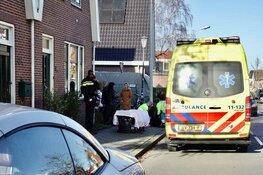 Fietsster gewond na aanrijding in Assendelft